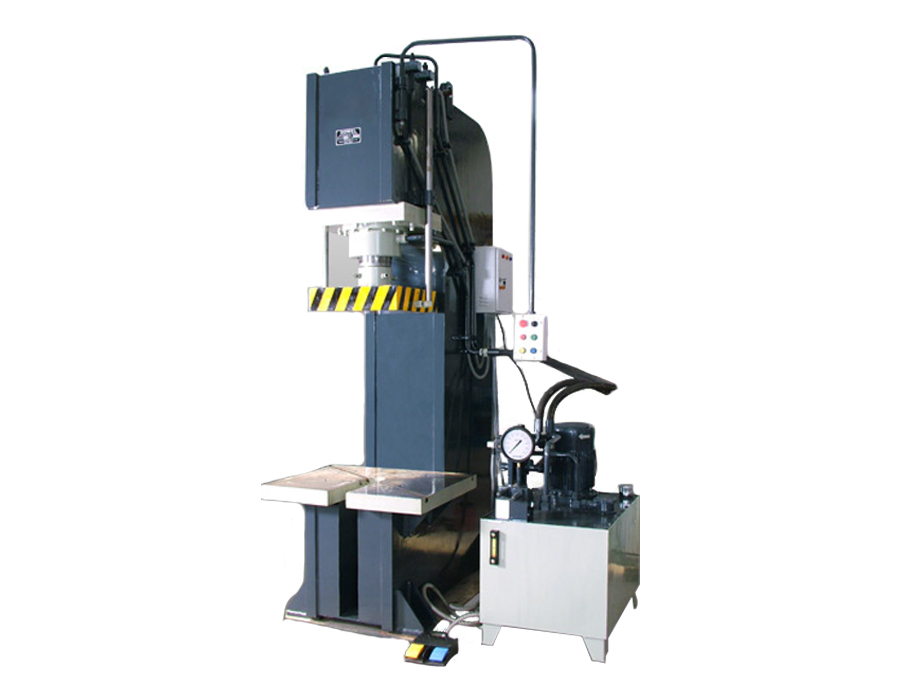 C Frame type – Supertech Machine Tools